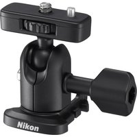 NIKON Base Adapter AA-1A Tripod Head - Black, Black