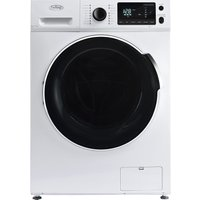 BELLING  BEL FWD8614 Washer Dryer - White, White