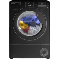 Hoover Tumble Dryer Dynamic Next DX C9DGB NFC 9 kg Condenser  - Black, Black