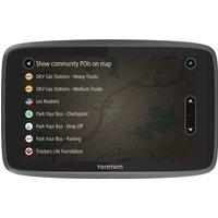 """TOMTOM GO Professional 6200 HGV 6"""" Sat Nav - Full Europe Maps"""