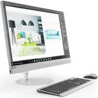 LENOVO IdeaCentre AIO 520-27IKL 27 QHD All-in-One PC - Silver, Silver