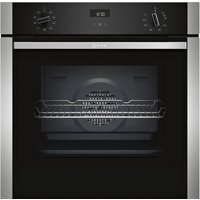 NEFF B1ACE4HN0B Electric Oven - Stainless Steel, Stainless Steel