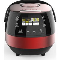 Clever Chef Multicooker - Red, Red