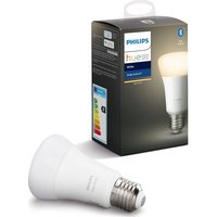 Philips HUE White Bluetooth LED Bulb - E27, White