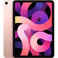 "APPLE 10.9"" iPad Air Cellular (2020) - 256 GB, Rose Gold, Gold"