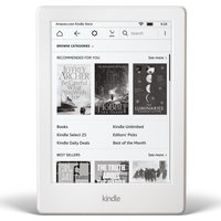 Amazon Kindle Touch Ereader 2016 - White, White