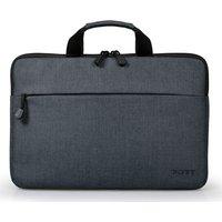 PORT DESIGNS Belize 13.3 Laptop Case - Grey, Grey