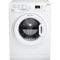 HOTPOINT WMFUG963PUK 9 kg 1600 Spin Washing Machine - White, White