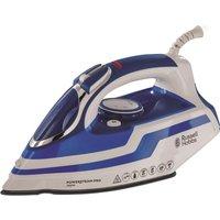 RUSSELL HOBBS Powersteam Pro 20631 Steam Iron - White & Blue, White