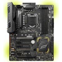 MSI Z370 SLI Plus LGA1151 Motherboard, Yellow