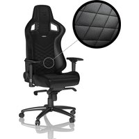 NOBLE CHAIRS Epic Gaming Chair - Black, Black
