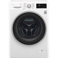 FWJ685WS NFC 8 kg Washer Dryer - White, White