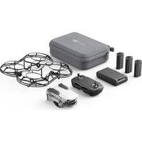 DJI Mavic Mini Drone Fly More Combo - Light Grey, Grey