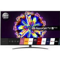 "55"" LG 55NANO916NA Smart 4K Ultra HD HDR LED TV with Google Assistant & Amazon Alexa"