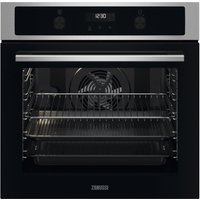 ZANUSSI AirFry ZOHNA7X1 Electric Oven - Stainless Steel, Stainless Steel