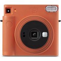 INSTAX SQ1 Instant Camera - Terracotta Orange