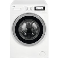 BEKO WY124854MW Washing Machine - White, White