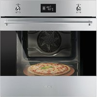 SMEG SF6390XPZE Electric Oven - Stainless Steel, Stainless Steel