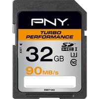 PNY Turbo Performance Class 10 Memory Card - 32 GB