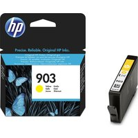 HP 903 Yellow Ink Cartridge, Yellow