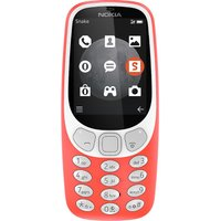 NOKIA 3310 3G - 64 MB, Red, Red