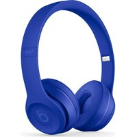 BEATS Solo 3 Neighbourhood Wireless Bluetooth Headphones - Break Blue, Blue sale image