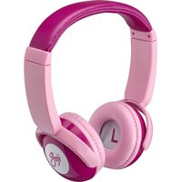 GOJI GKIDBTP18 Wireless Bluetooth Kids Headphones - Pink, Pink sale image