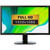 "Acer KA221Q Full HD 21.5"" LED Monitor - Black, Black"