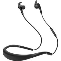 JABRA Elite 65e Wireless Bluetooth Noise-Cancelling Headphones - Titanium Black, Titanium sale image
