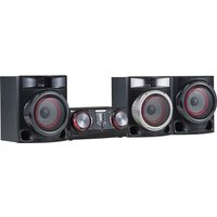 Lg Cj45 Bluetooth Megasound Party Hi-fi System - Black, Black