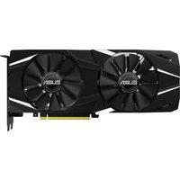 Asus Geforce Rtx 2080 Ti 11 Gb Dual Oc Turing Graphics Card