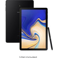 Samsung  galaxy Tab S4 10.5 Tablet - 64 Gb, Ebony Black, Black