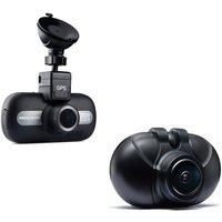 Nextbase 512gw Dash Cam & 512gwrc Rear Dash Cam Bundle, Black