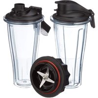 VITAMIX Ascent Blending Cup Starter Kit.