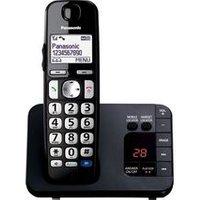 'Panasonic Kx-tge720eb Cordless Phone