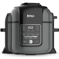 NINJA Foodi OP450UK Multi Pressure Cooker & Air Fryer - Black, Black