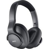 AKG N700NCM2 Wireless Bluetooth Noise-Cancelling Headphones - Black, Black