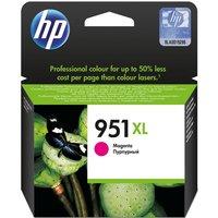 HP 951XL Magenta Ink Cartridge, Magenta