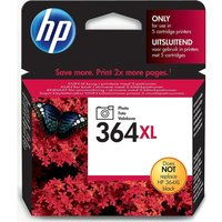 HP 364XL Photo Black Ink Cartridge, Black