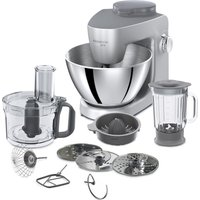 KENWOOD Multione KHH321SI Stand Mixer - Silver, Silver