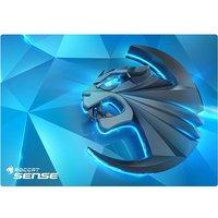 ROCCAT Sense Gaming Surface - Blue, Blue