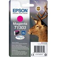 EPSON Stag T1303 Magenta Ink Cartridge, Magenta