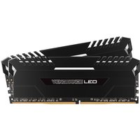 CORSAIR Vengeance LED DDR4 2400 MHz PC RAM - 8 GB x 2