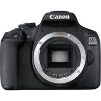 CANON EOS 2000D DSLR Camera - Body Only