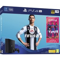 PlayStation 4 Pro with FIFA 19 - 1 TB