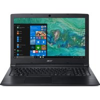 "Acer Aspire 3 A315-53 15.6"" Intel Pentium Laptop - 1 TB HDD, Black, Black"