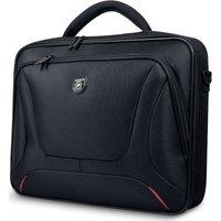 Port Designs Courchevel 15.6 Laptop Clamshell Case - Black, Black