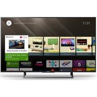 49 SONY BRAVIA KD49XE8004BU Smart 4K Ultra HD HDR LED TV