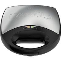 Buy BREVILLE VST077 Sandwich Toaster - Black, Black - Currys PC World