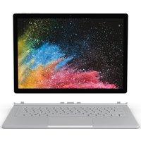 Microsoft Surface Book 2 - 256 GB, Silver,